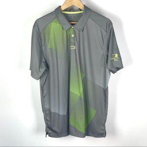 Oakley Hydrolix Men's Regular Fit Polo Shirt 1079